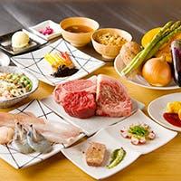 最高級の伊賀牛と厳選された食材にこだわったクラシカルな鉄板焼