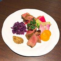 三浦の地野菜を使ったフレンチビストロ