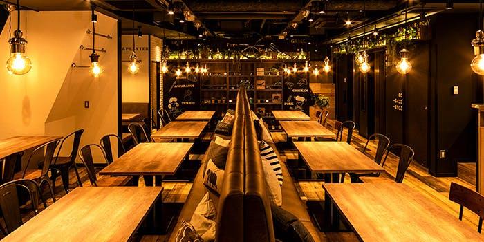 記念日におすすめのレストラン・Nick & Noojoo 新橋本店の写真1