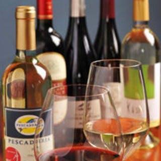 オイスターとワインのマリアージュは格別!