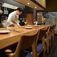 京町家を改装した上品な和空間で絶品洋食を