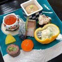「四季折々の旬菜との出逢い×固定概念を覆す」熟練の職人技が成せる日本料理