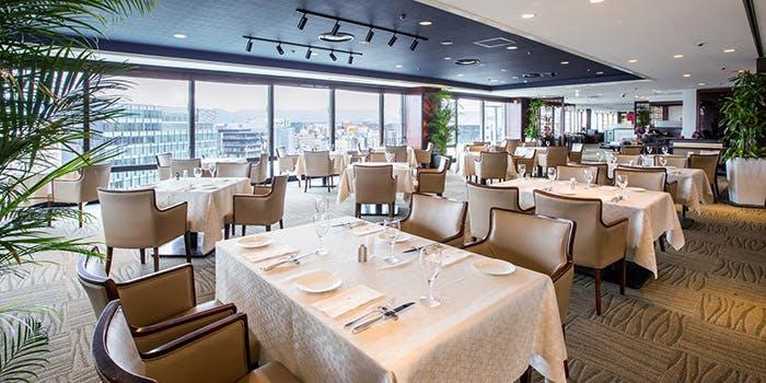 西鉄 グランド ホテル レストラン