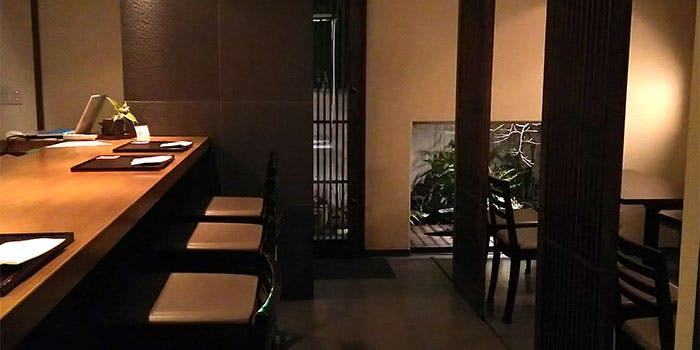 記念日におすすめのレストラン・勢揃坂 蕎 ぎん清の写真1