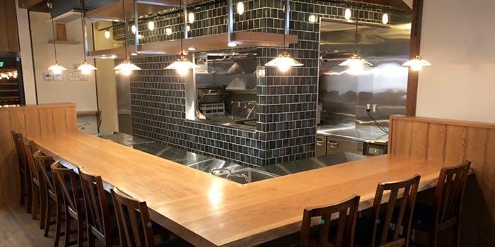 記念日におすすめのレストラン・神楽坂chouchouの写真1