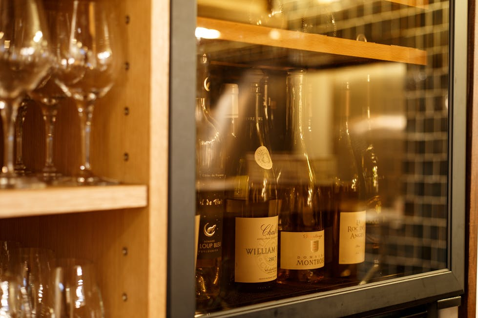 50種類以上のワインをご用意