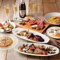 ハイクオリティ、ハイコスパの極上イタリア料理
