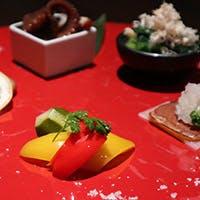 「箸を使い食を楽しむ」がコンセプトの創作料理