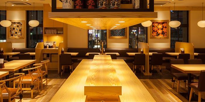 記念日におすすめのレストラン・まいか アトレ上野店の写真1