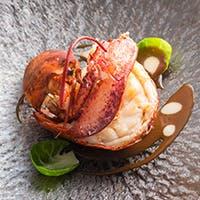 旬の京都の食材がいろどり豊かな和と洋へ