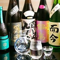 季節限定の日本酒など常時40種