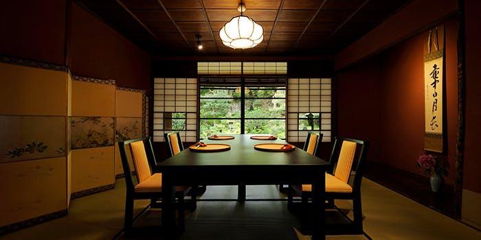 記念日におすすめのレストラン・かなざわ玉泉邸の写真1