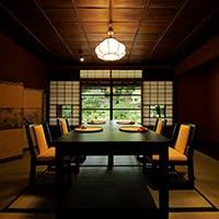 加賀藩ゆかりの名園で料理を愛でる