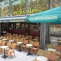 まるでパリの街の一角にいるような上品で優雅な時間をお過ごしください