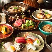 こだわり食材で旬の恵み、素材の旨み、滋味を味わう粋な和食をご堪能