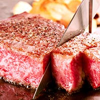 食材へのこだわりはどこにも負けない、本格鉄板焼きをご堪能ください