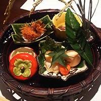 旬の食材&スッポン料理