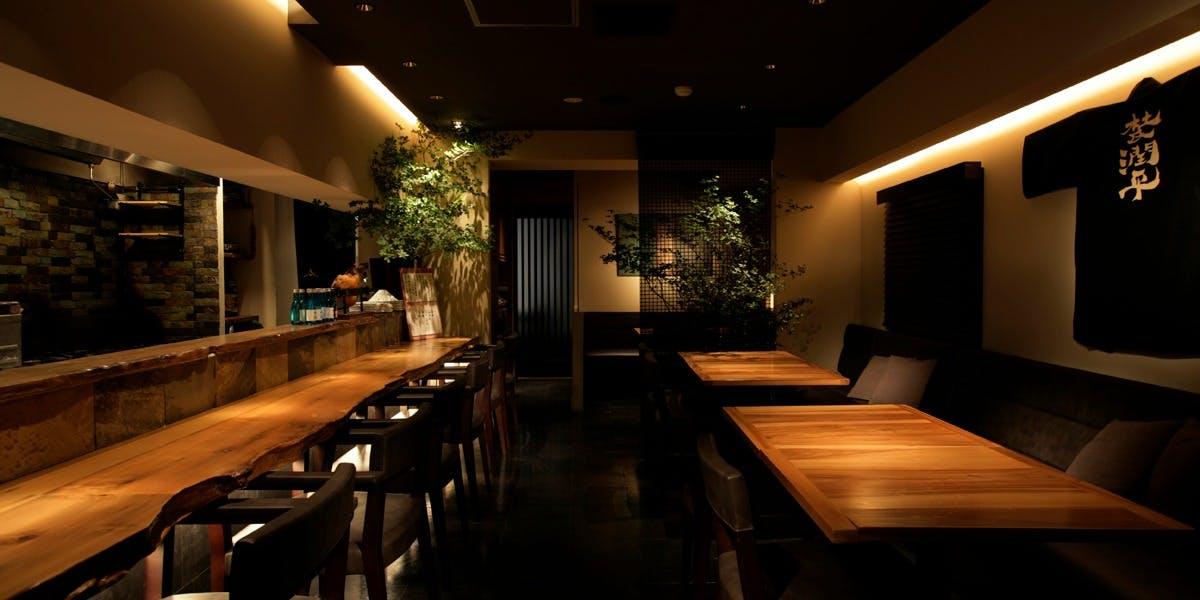 記念日におすすめのレストラン・霞町三〇一ノ一の写真1