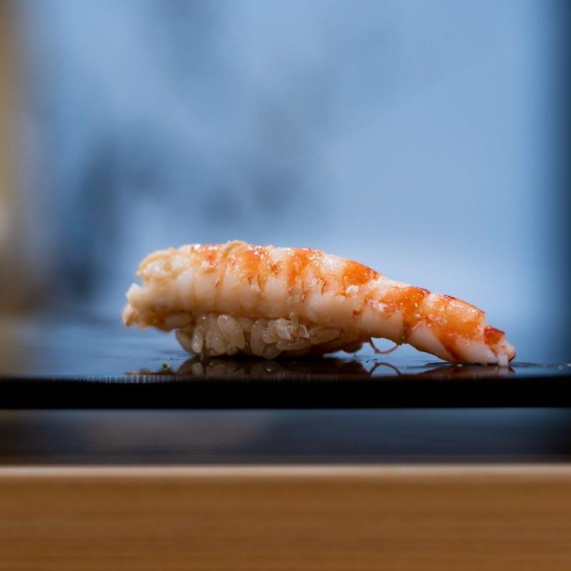 【おまかせ鮨コース~牡丹~】季節のお料理、旬のネタ、汁物