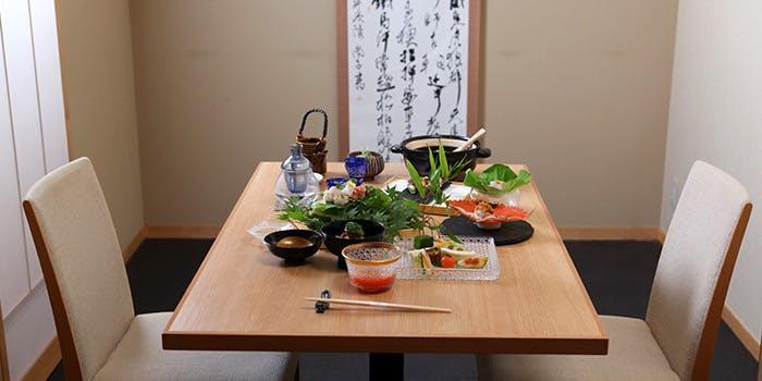 記念日におすすめのレストラン・日本料理 十三蔵の写真2