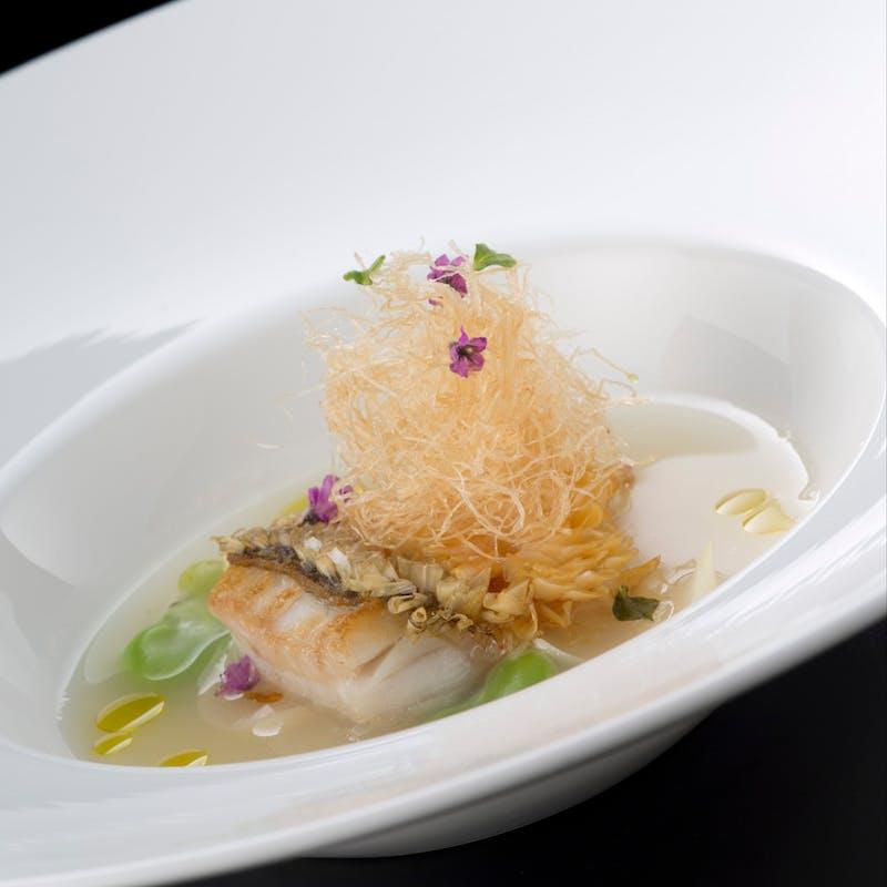 【Impression】お魚料理、お肉料理、デセールなど全7品