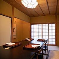京の宮大工が建てた高貴な空間で、ゆったりと時の流れを感じて