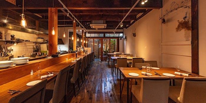 記念日におすすめのレストラン・中魚町 Barba Biancaの写真2