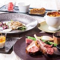 スカイツリー(R)ビューレストラン 簾 フレンチ/東武ホテルレバント東京