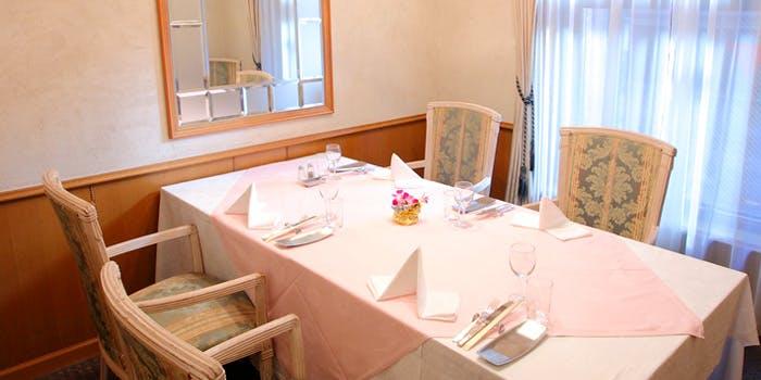 記念日におすすめのレストラン・銀座 Sun‐mi本店 イタリア料理 サント ウベルトスの写真1