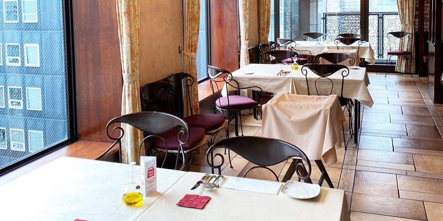 記念日におすすめのレストラン・銀座 Sun‐mi本店 イタリア料理 サント ウベルトスの写真2