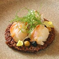 新バスク料理と伊勢志摩の食材が見事に融合したコースメニューをご堪能ください