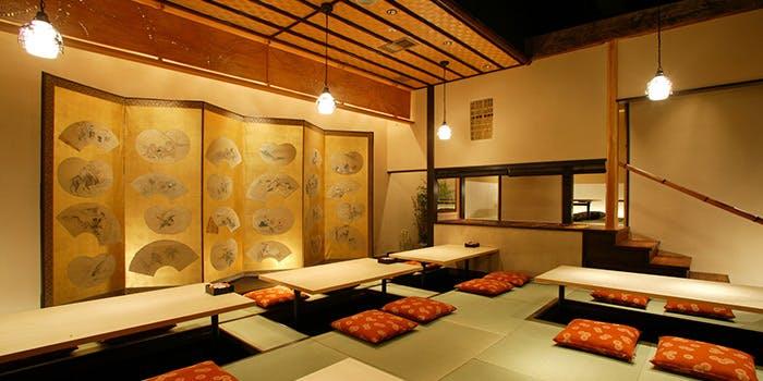 記念日におすすめのレストラン・辻が花 上野店の写真1