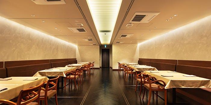 記念日におすすめのレストラン・raffinatoの写真1