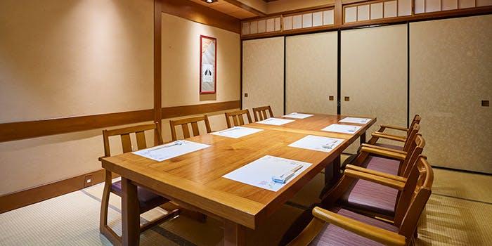 記念日におすすめのレストラン・季の庭 別亭の写真1