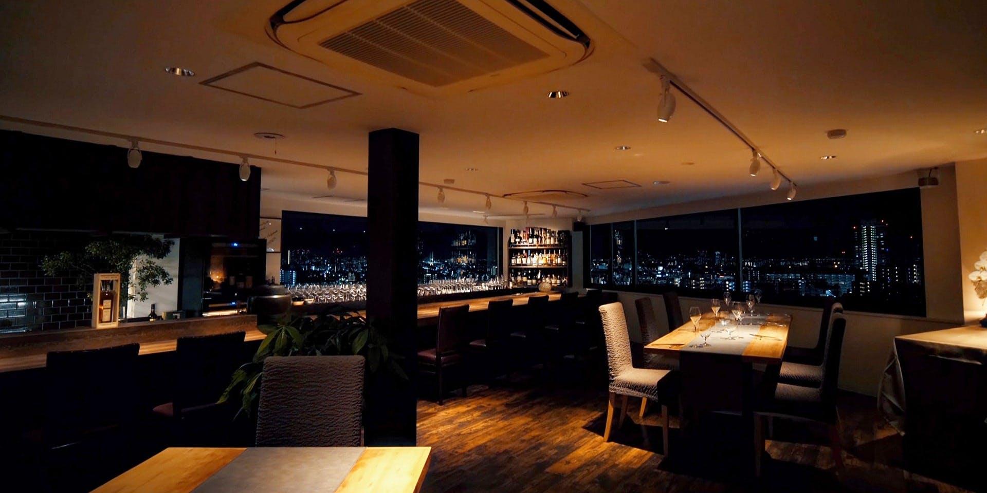記念日におすすめのレストラン・BACCHANALEの写真2