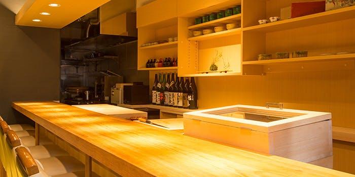 記念日におすすめのレストラン・自由が丘 鮨 りんかの写真1