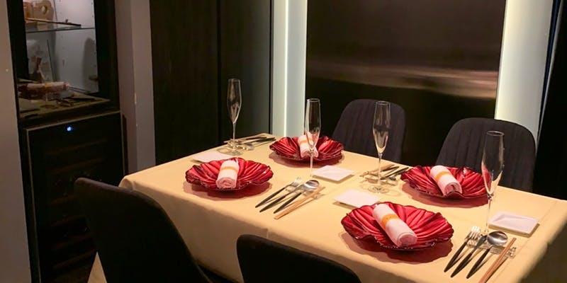 記念日におすすめのレストラン・aga-riの写真1