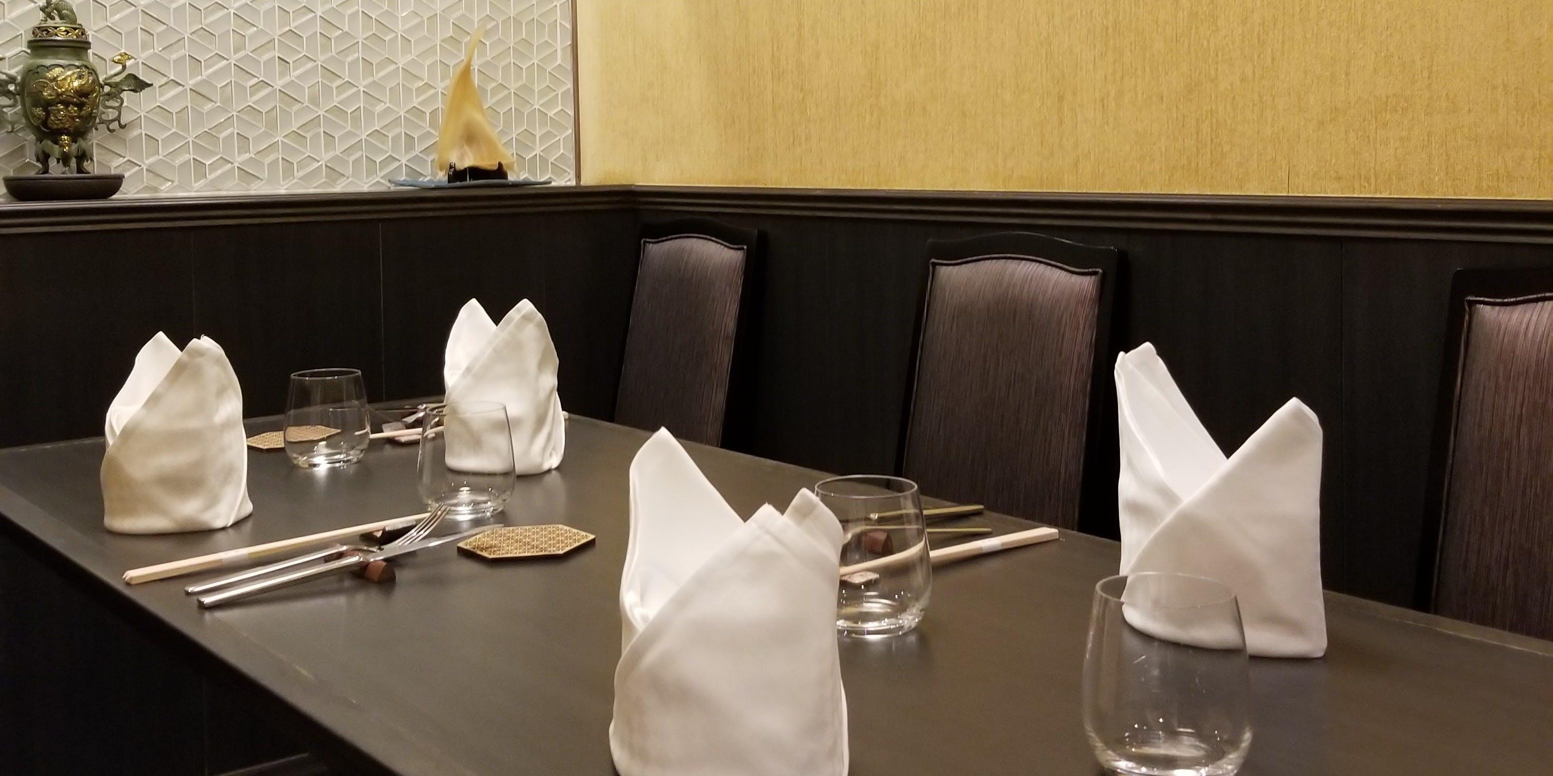 記念日におすすめのレストラン・新富町 湯浅の写真1