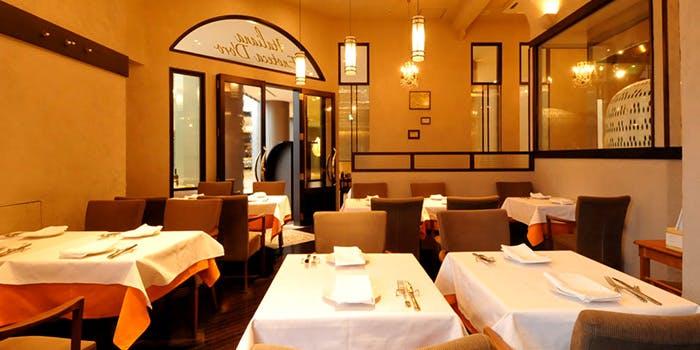 記念日におすすめのレストラン・イタリアーナエノテカドォーロ 汐留店の写真1