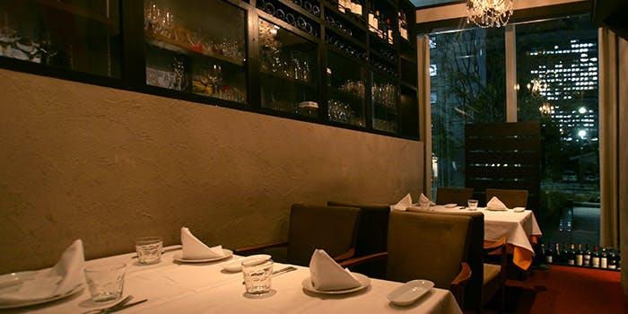 記念日におすすめのレストラン・イタリアーナエノテカドォーロ 汐留店の写真2