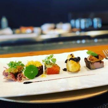 【季節のコース】お魚&お肉のWメインなど~全6品~(平日限定)