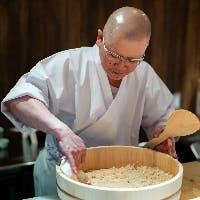 江戸前寿司の真髄を極めた天才職人