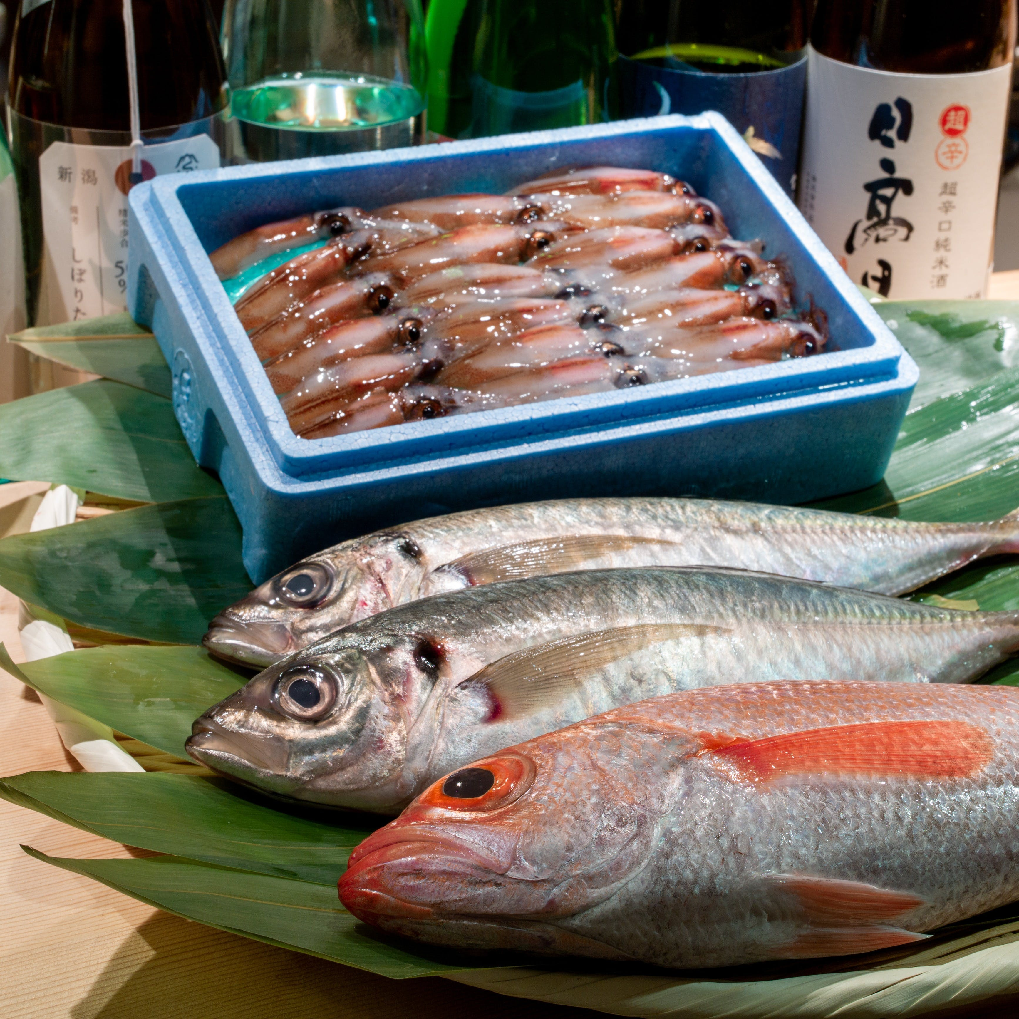 極上の江戸前寿司