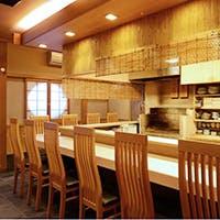 旬の食材を使用した割烹料理を、祇園の隠れ家的お店でご堪能