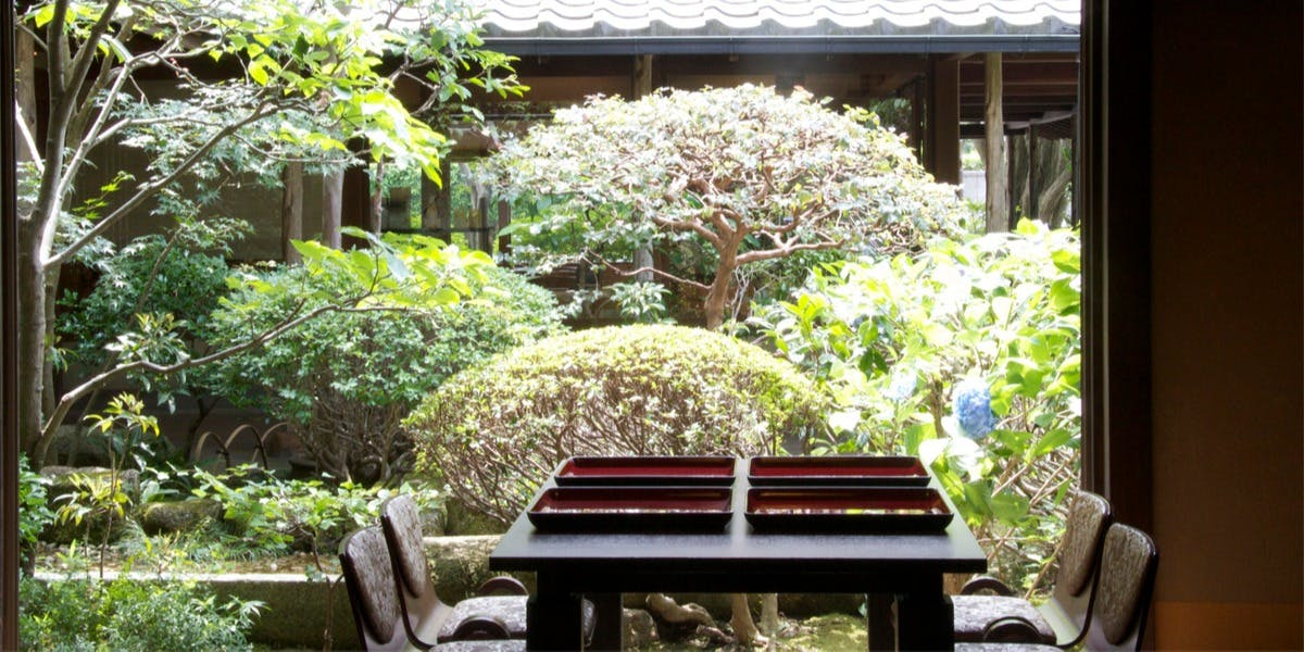 記念日におすすめのレストラン・鉢の木 北鎌倉店の写真1