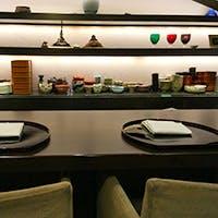 上質な空間で贅沢な懐石料理をご堪能