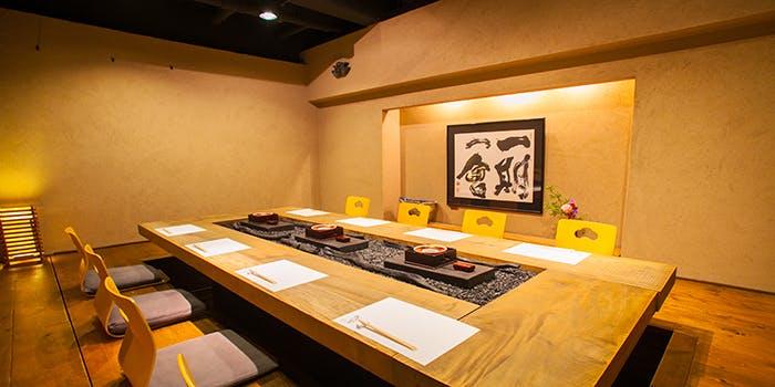 記念日におすすめのレストラン・日本料理 波勢の写真1