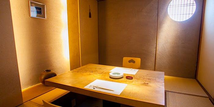 記念日におすすめのレストラン・日本料理 波勢の写真2