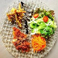 イタリアン家庭惣菜をテーマにしたお料理