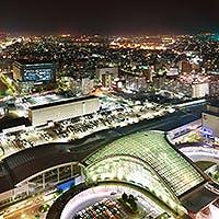 金沢を一望できる地上130メートルの景観は寛ぎのひとときを演出致します